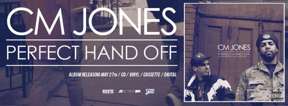 Jeudi 20 Juin : CM JONES (hip-hop / Ascetic Music / US)+KAMELEON (LA METHODE)+DJ MODESTY
